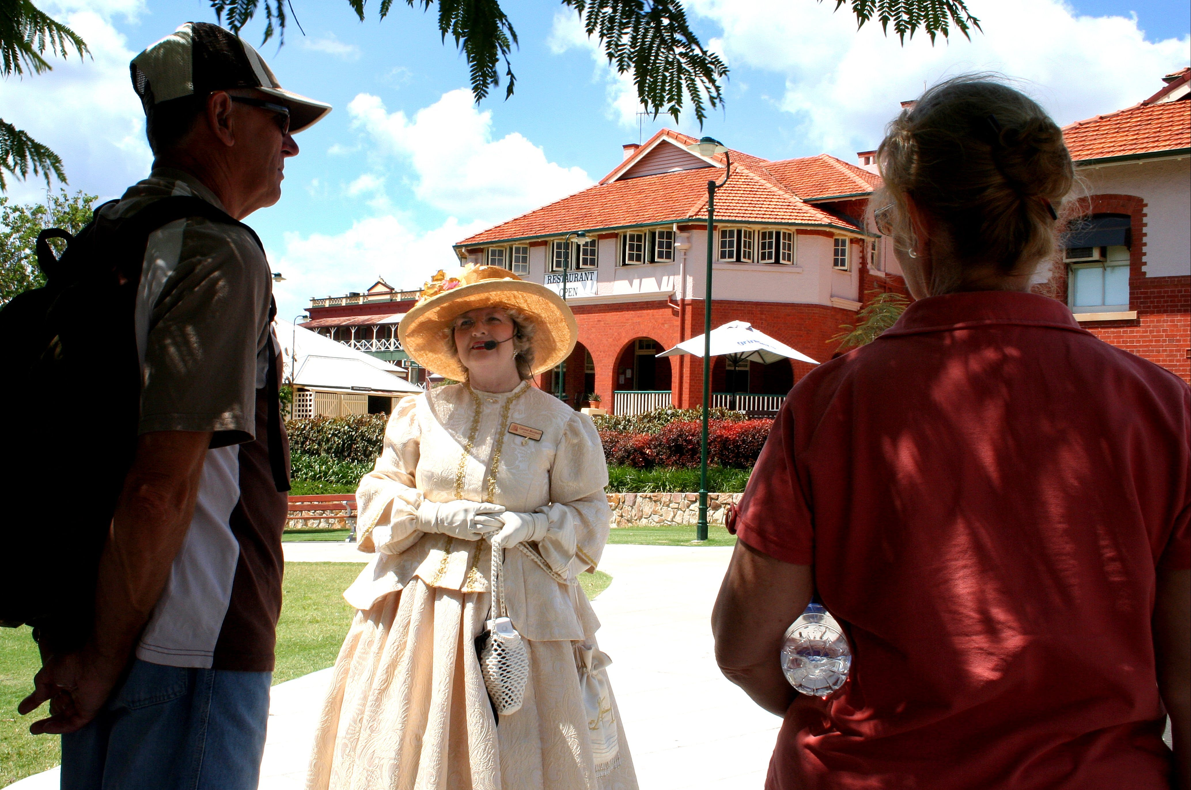 Free Guided Maryborough Heritage Walk Tour - Casino Accommodation