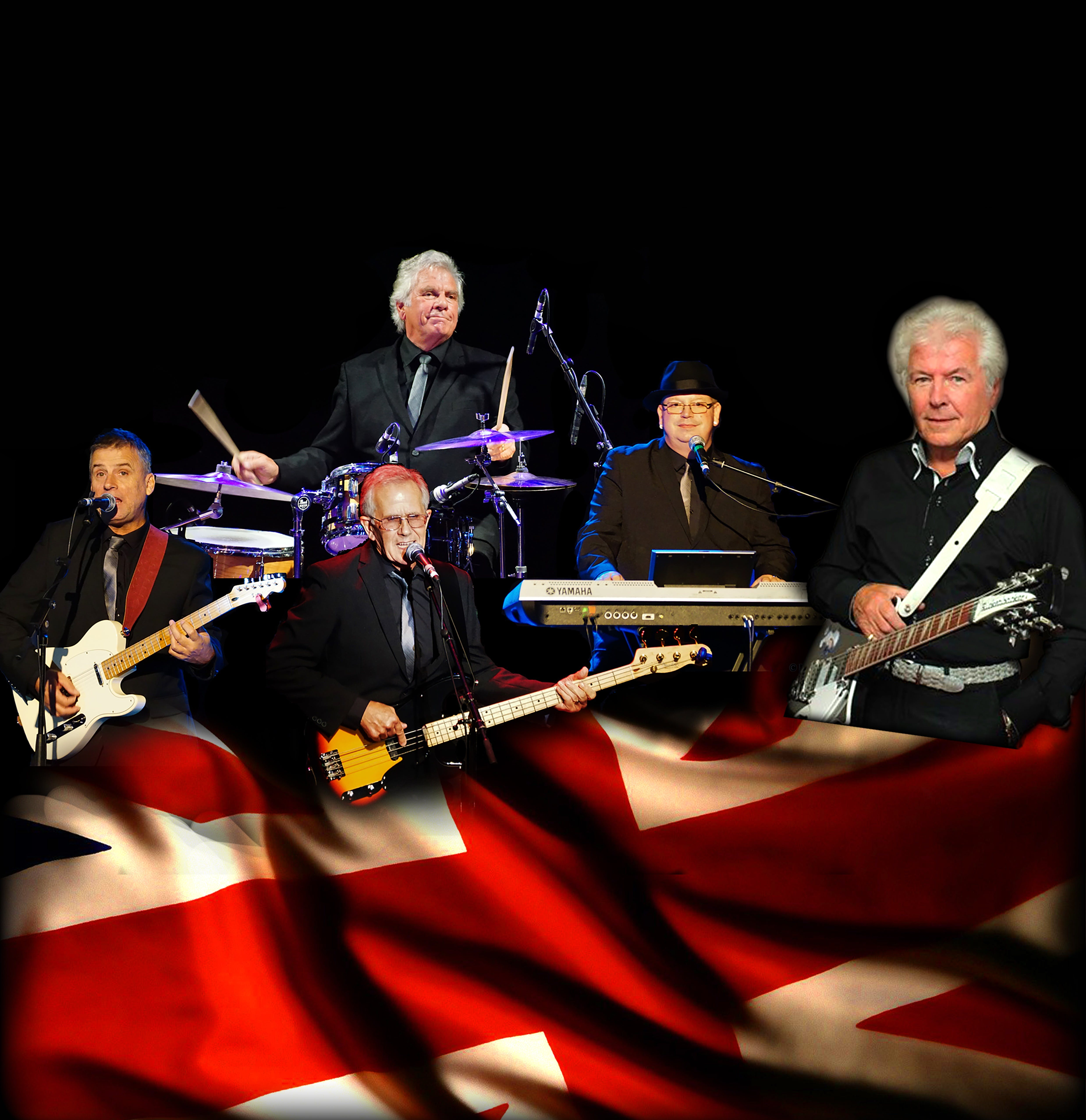 Herman's Hermits with Special Guest Mike Pender - The Six O'Clock Hop - Casino Accommodation