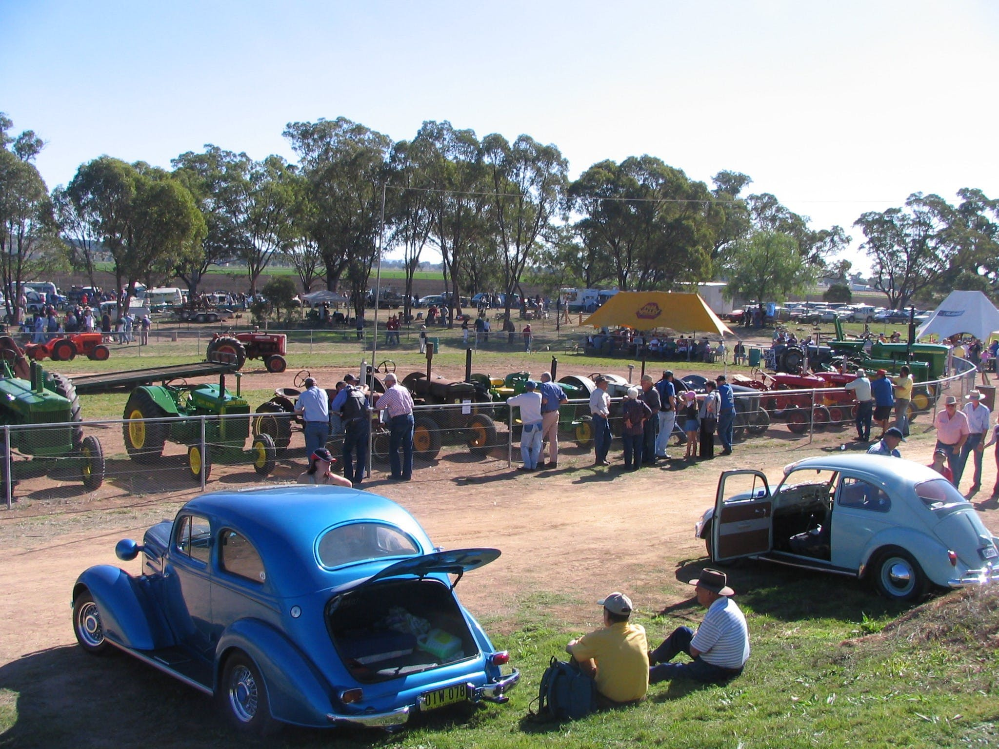 Quirindi Rural Heritage Village - Vintage Machinery and Miniature Railway Rally and Swap Meet - Casino Accommodation