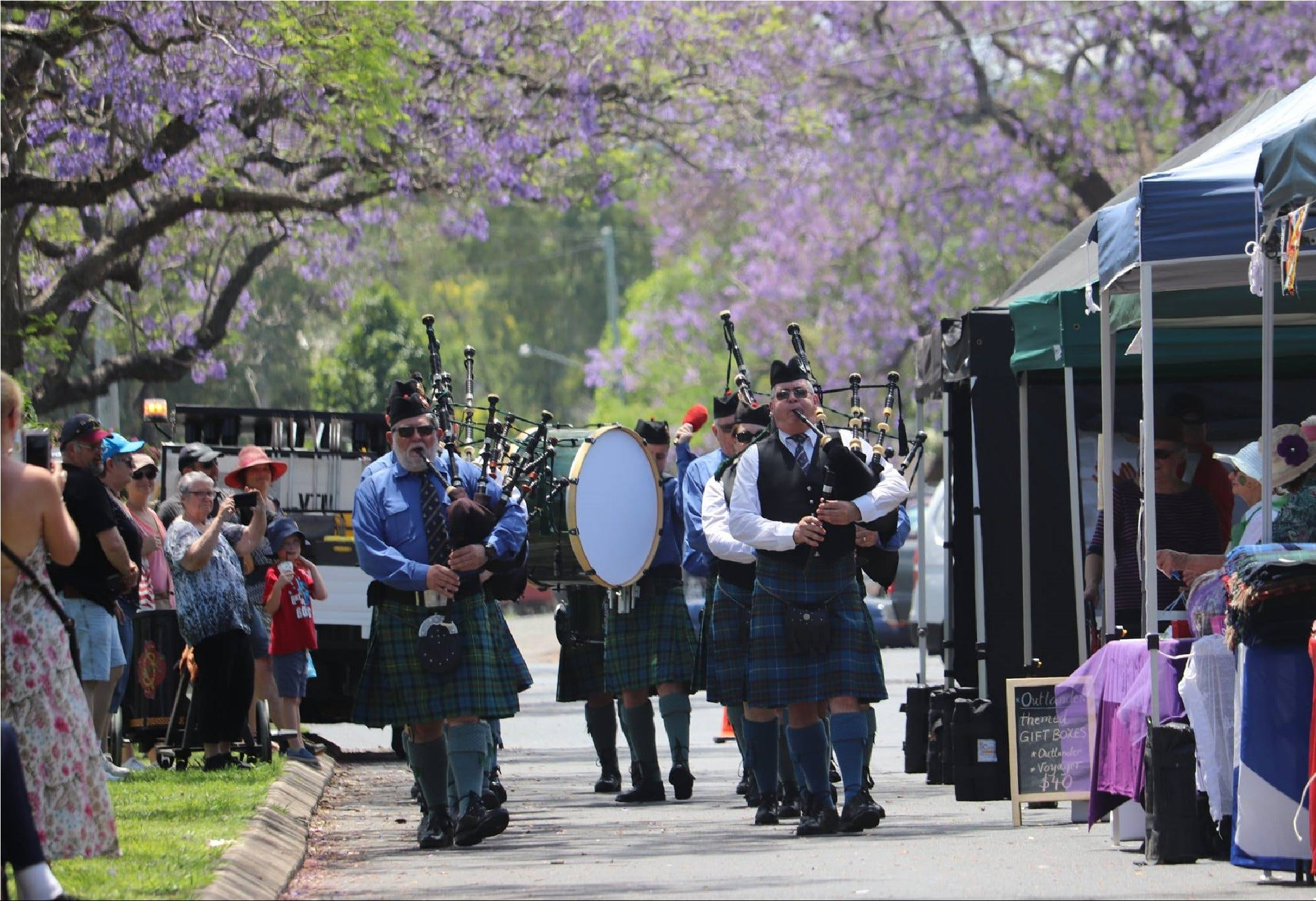 Celtic Festival of Queensland - Casino Accommodation