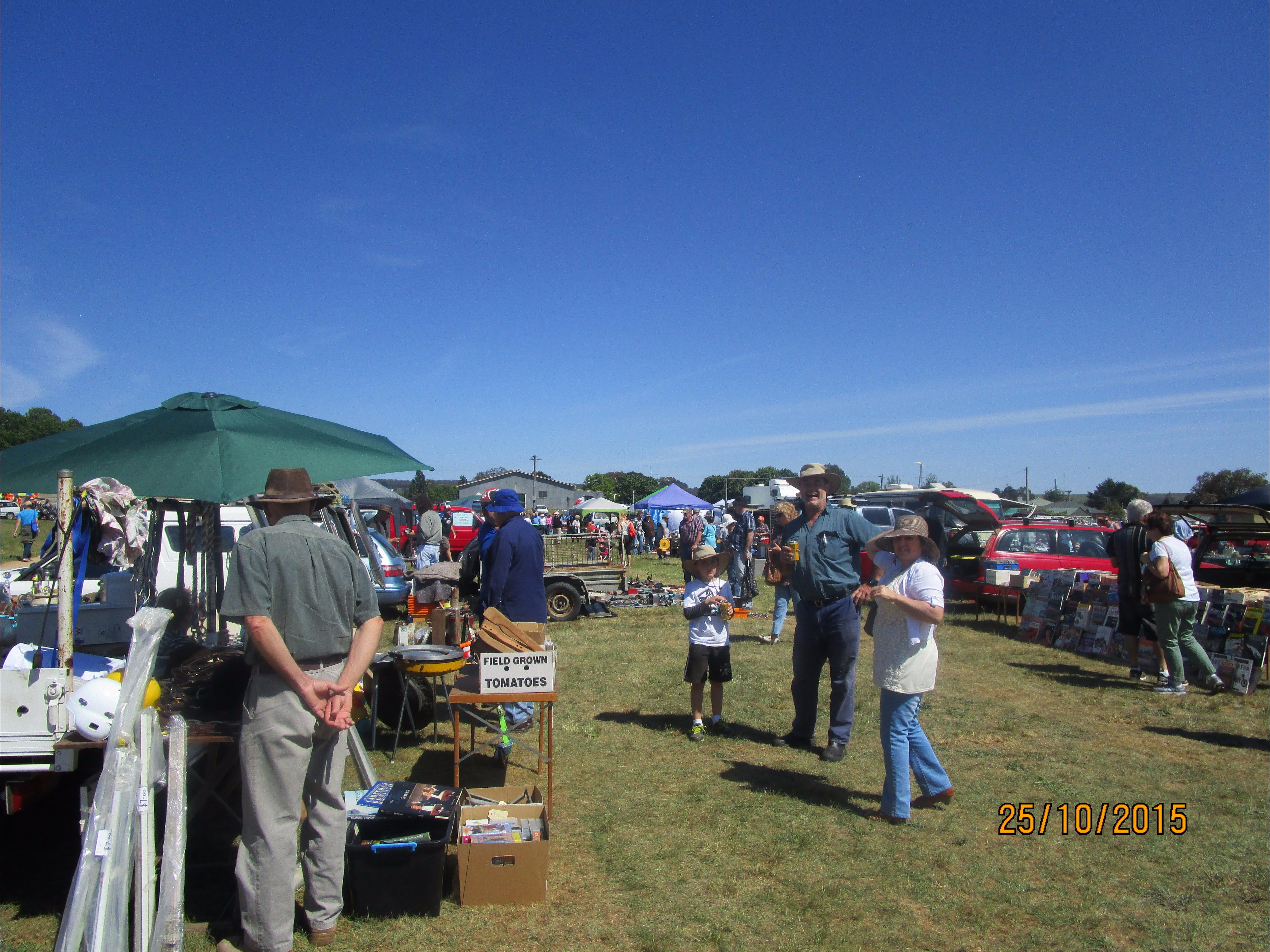 Crookwell Rotary Swap Meet and Market Day - Casino Accommodation