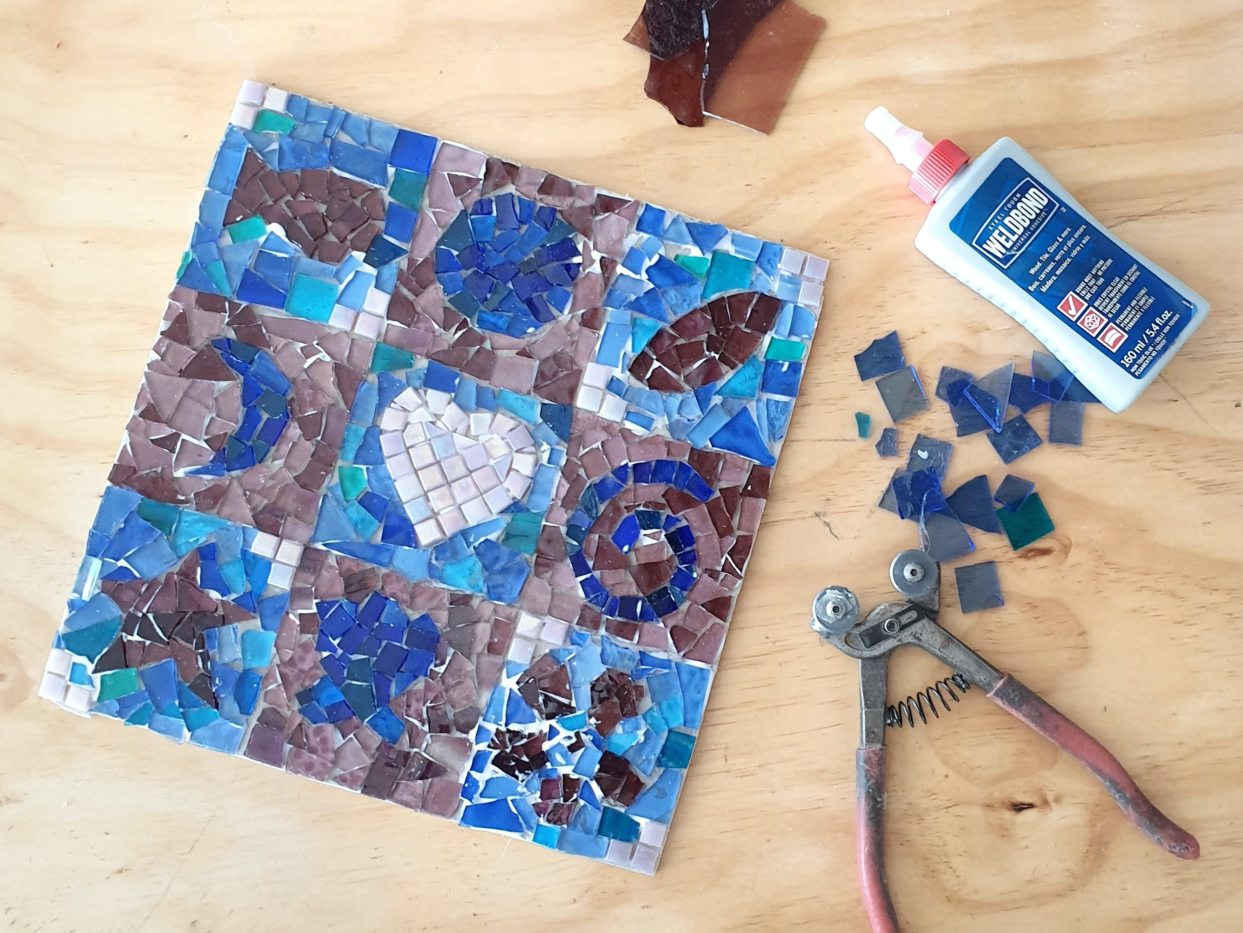 Intro to Mosaics Weekend with Leadlight By Ettore - Casino Accommodation