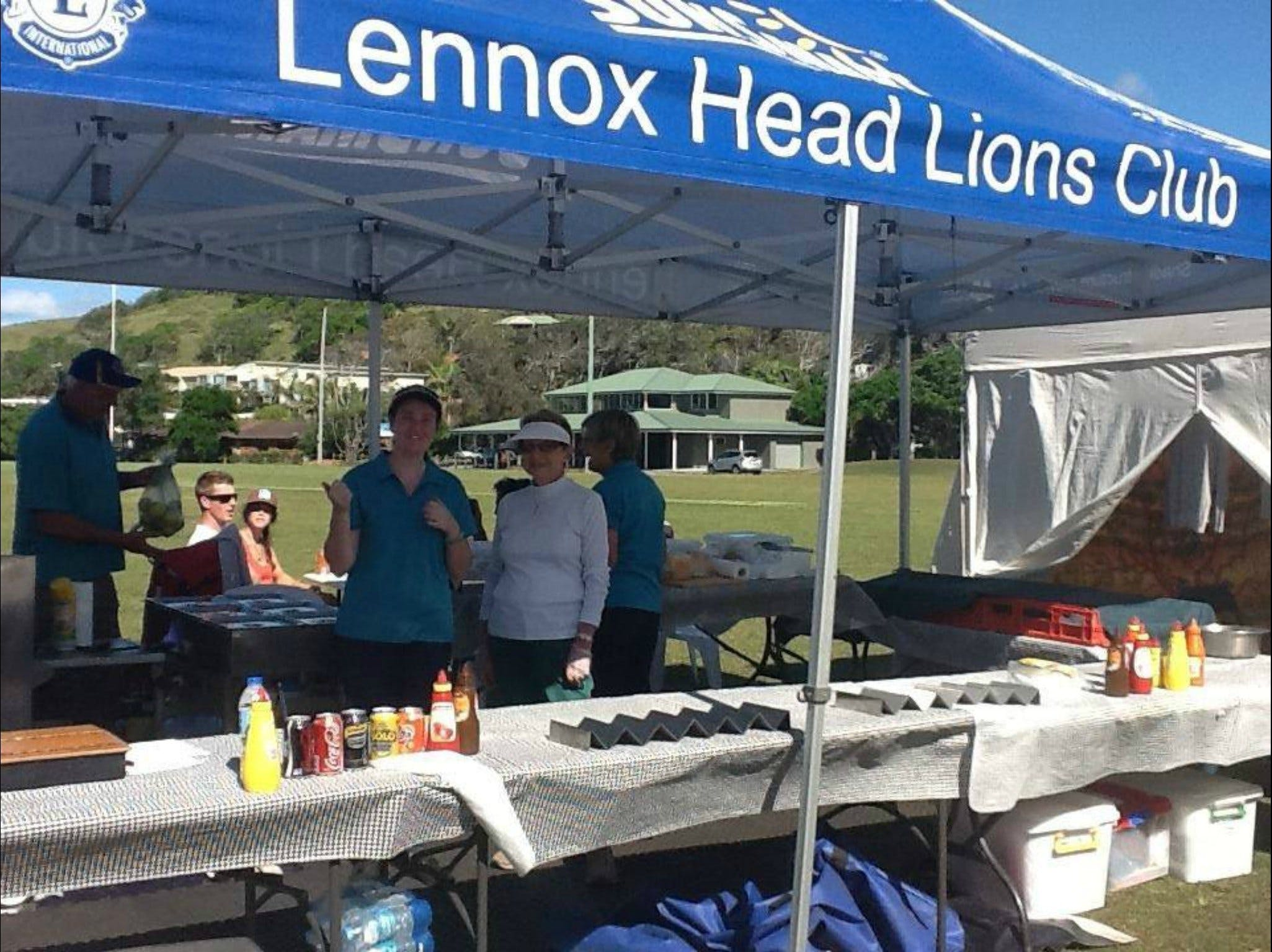 Lennox Community Markets - Casino Accommodation