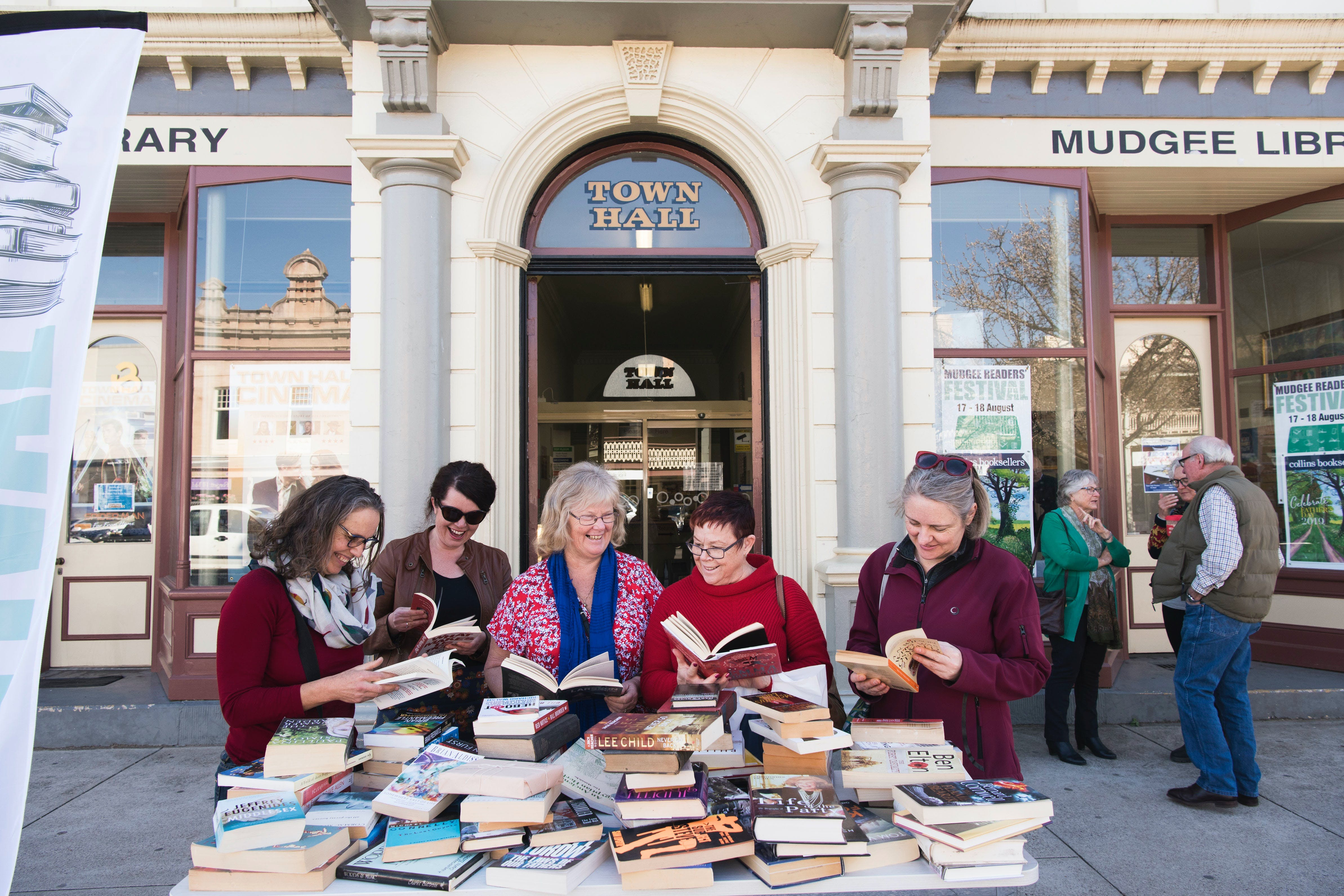 Mudgee Readers' Festival - Casino Accommodation