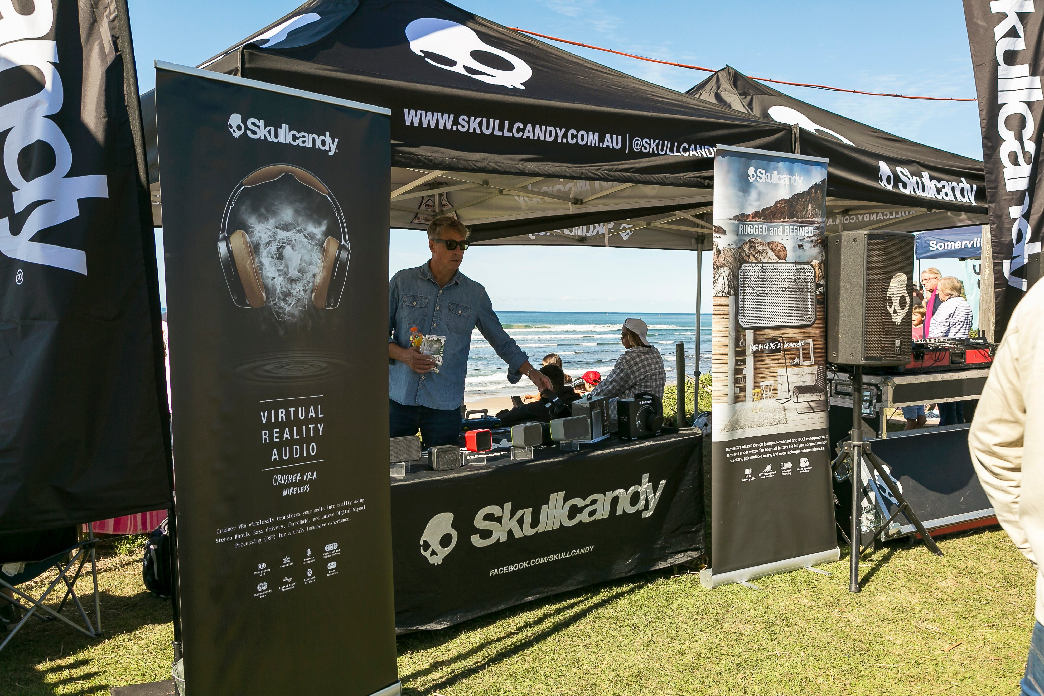 Skullcandy Oz Grom Open - Casino Accommodation