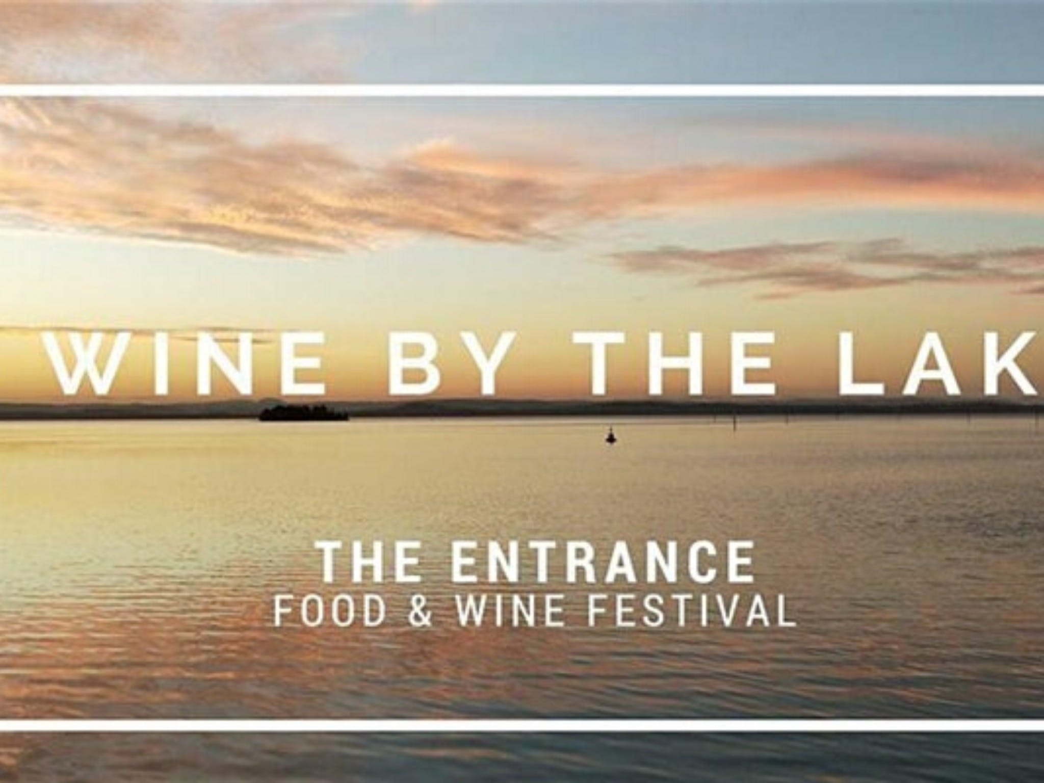 The Entrance Food and Wine Festival - Casino Accommodation