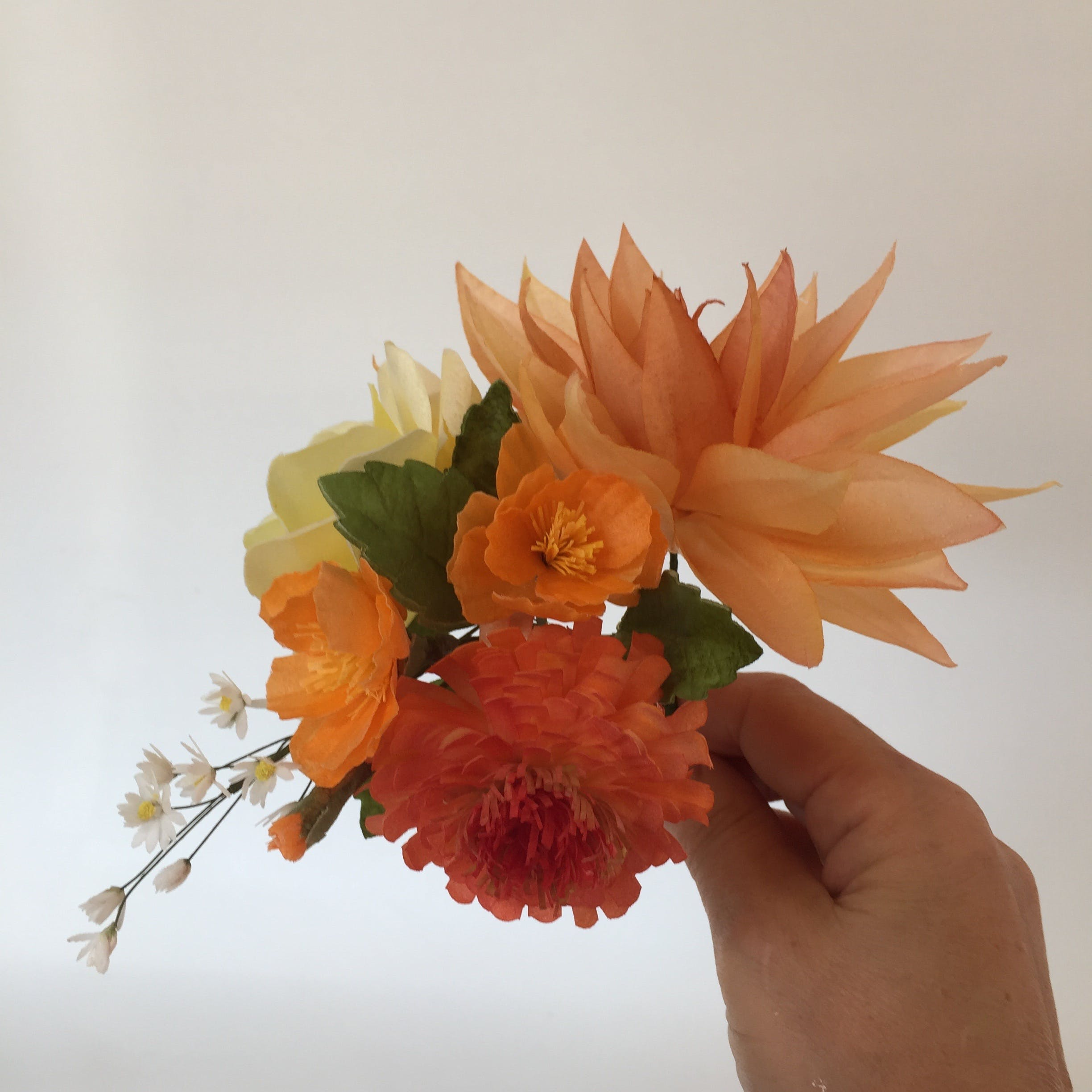 Wafer Paper Flower Class Autumn Flowers - Casino Accommodation