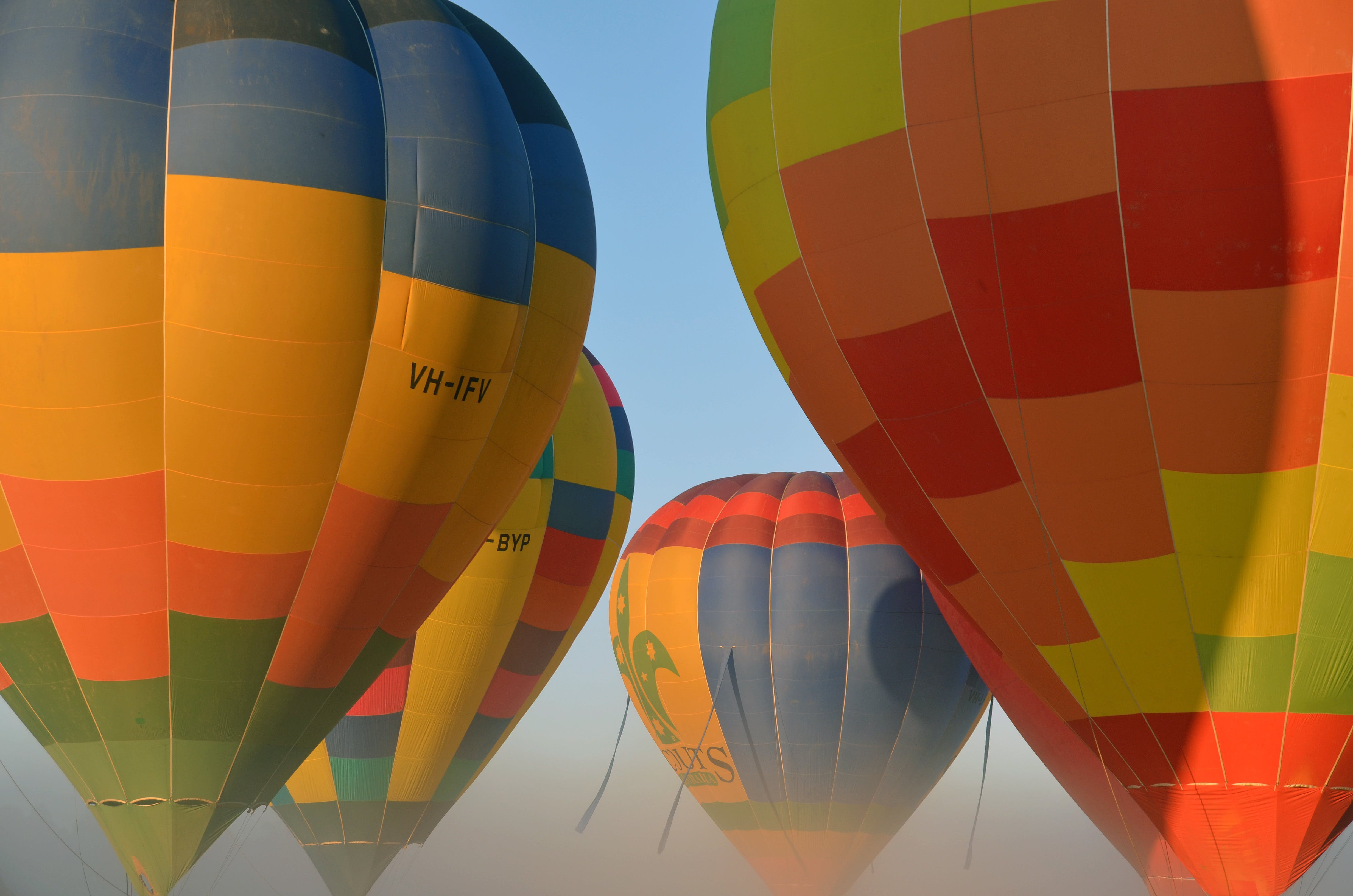 King Valley Balloon Festival - Casino Accommodation