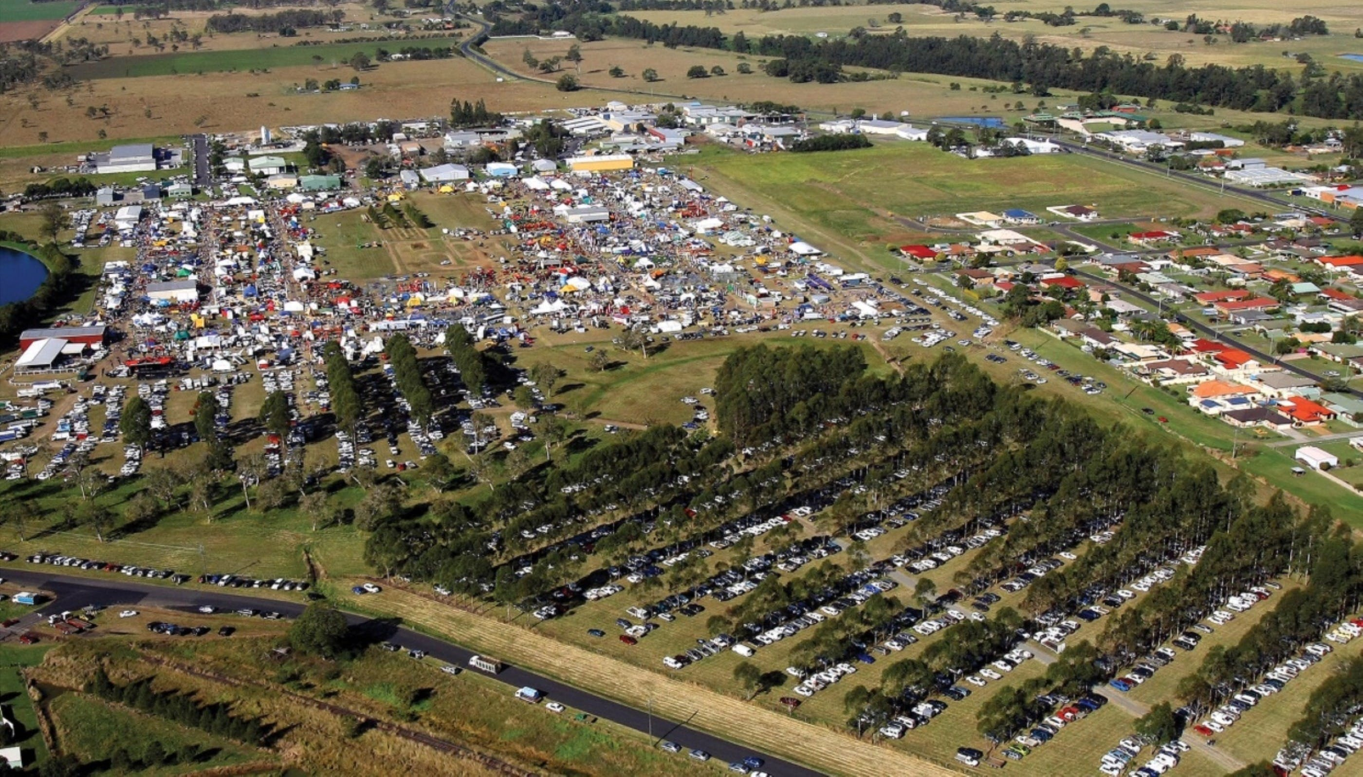 Primex Field Days - Online Virtual Event - Casino Accommodation