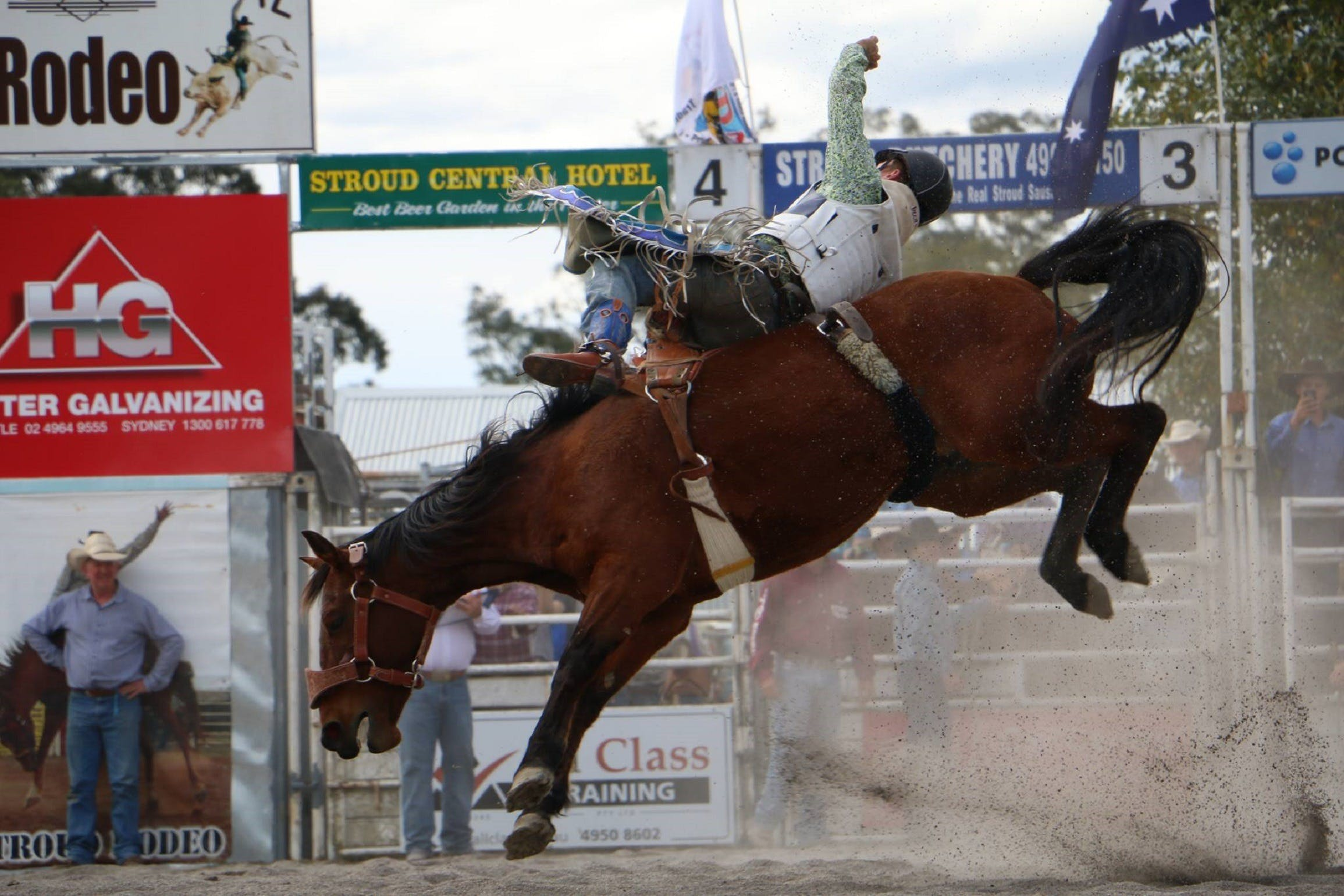 Stroud Rodeo and Campdraft - Casino Accommodation
