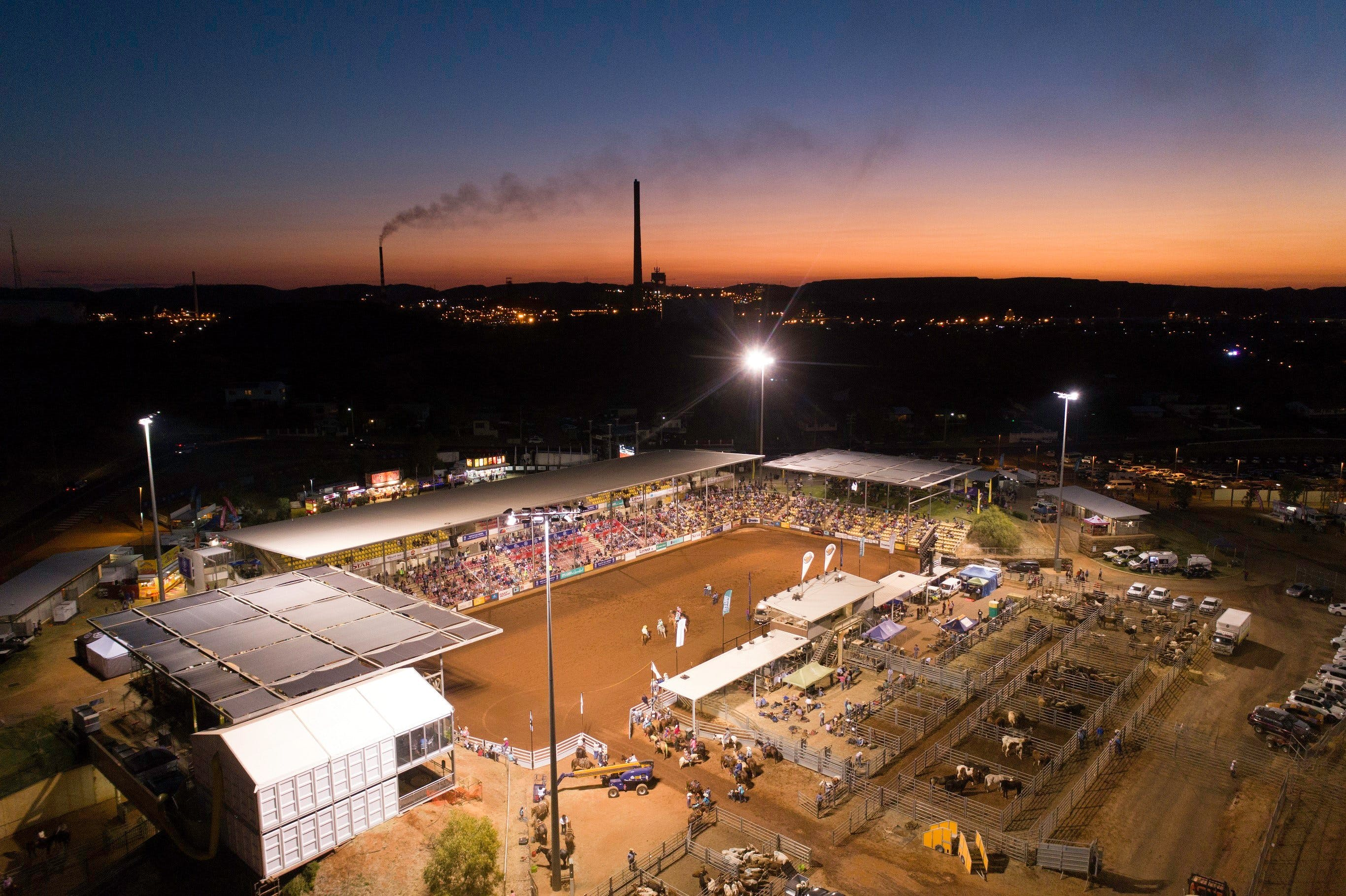 The 2020 Virtual Mount Isa Mines Rodeo - Casino Accommodation