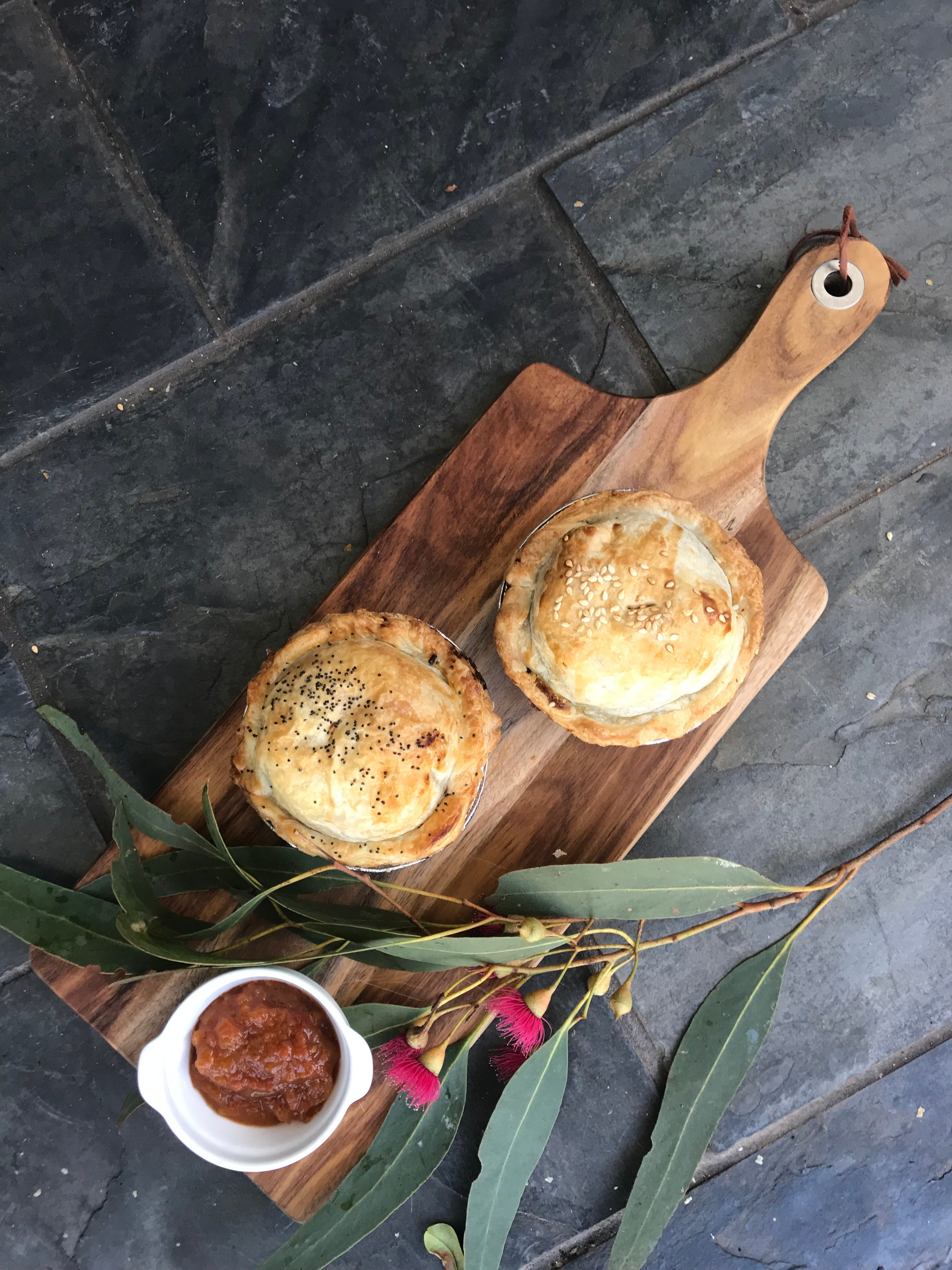 Aged Wine and Vintage Pies - Casino Accommodation