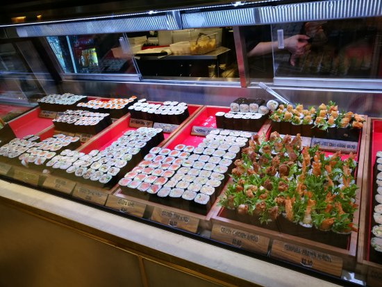 Sushi Sushi - Casino Accommodation