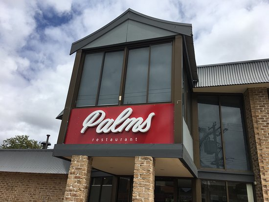 Palms Food Court - Casino Accommodation