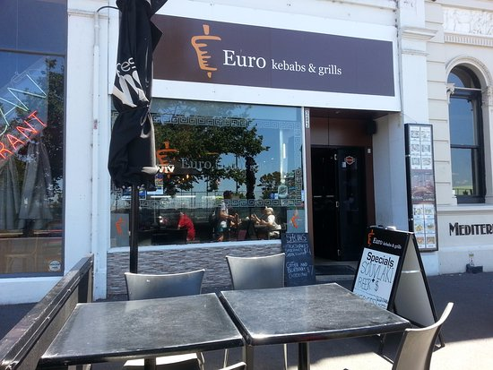Euro Kebabs  Grills - Casino Accommodation