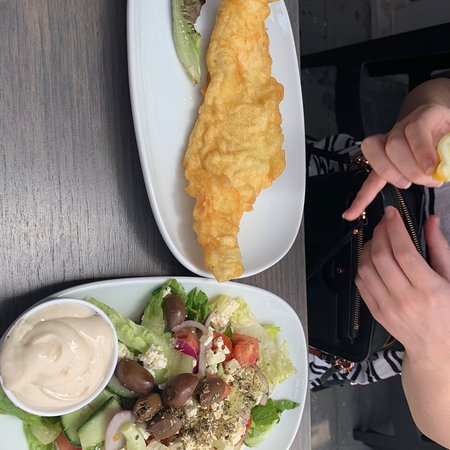 Hunky Dory Fish  Chips - Casino Accommodation