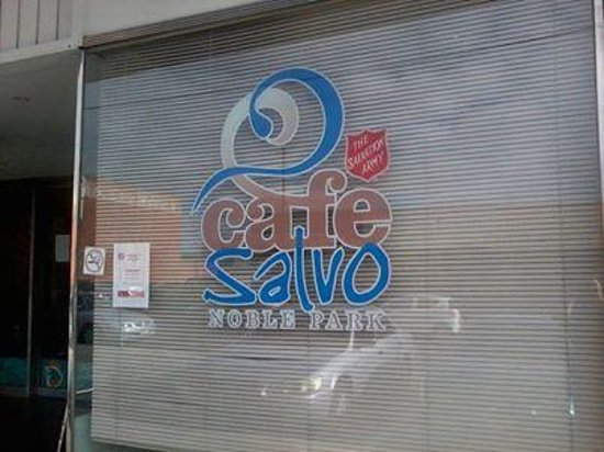 Cafe Salvo - Casino Accommodation