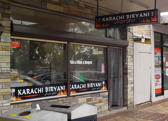Karachi Biryani - Casino Accommodation