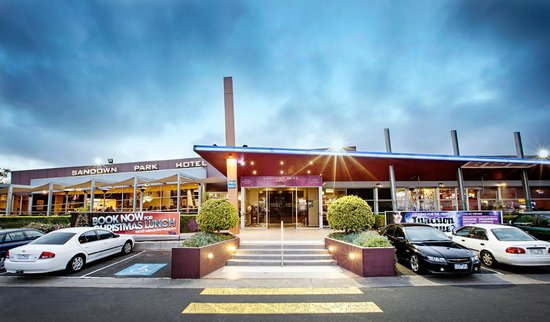 Sandown Park Hotel - Casino Accommodation