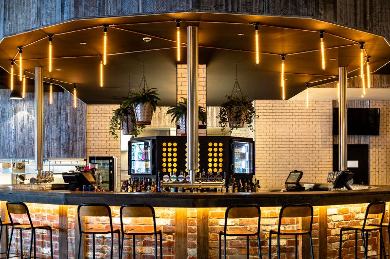 Urban Alley Brewery - Casino Accommodation