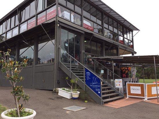 The Boatshed Cafe and Bar - Casino Accommodation
