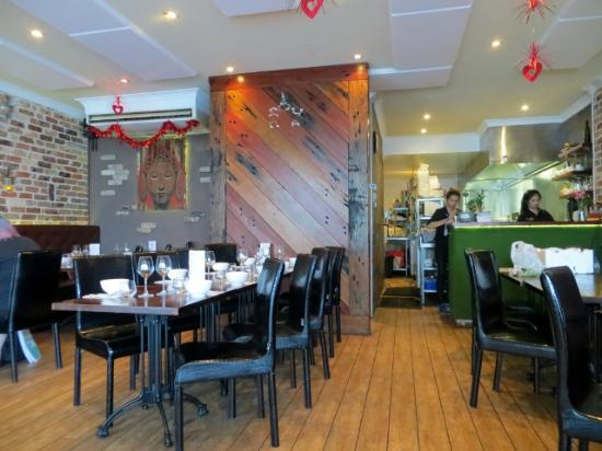 The ZEST Thai Experience - Casino Accommodation