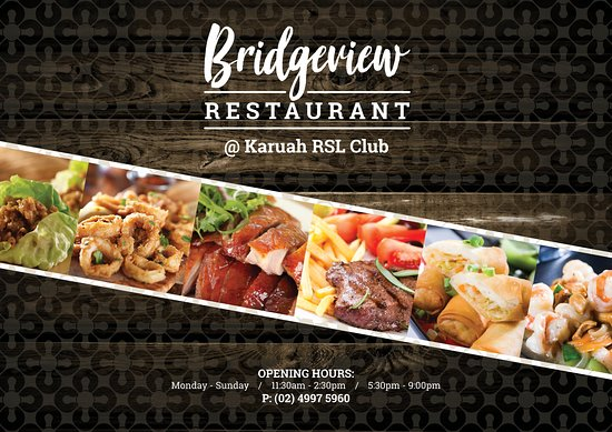 Bridgeview Restaurant - Casino Accommodation