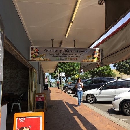 Gerringong Cafe  Take away - Casino Accommodation