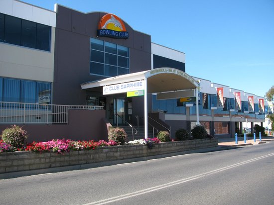 Club Sapphire Merimbula - Casino Accommodation