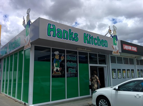 Hanks Kitchen - Casino Accommodation