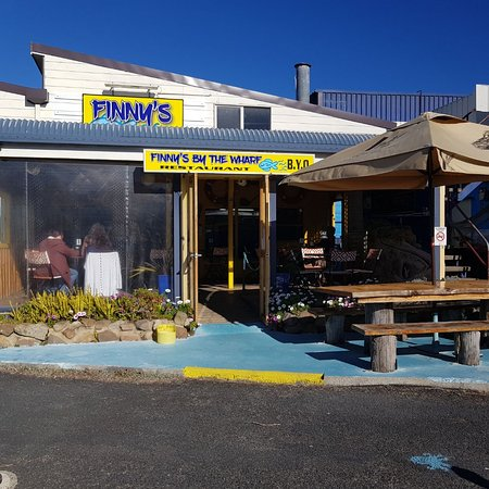 Finny's By The Wharf - Casino Accommodation