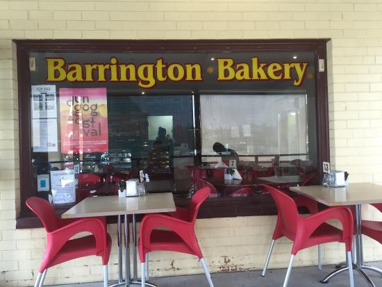 Barrington Bakery - Casino Accommodation