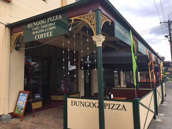 Dungog Pizza - Casino Accommodation