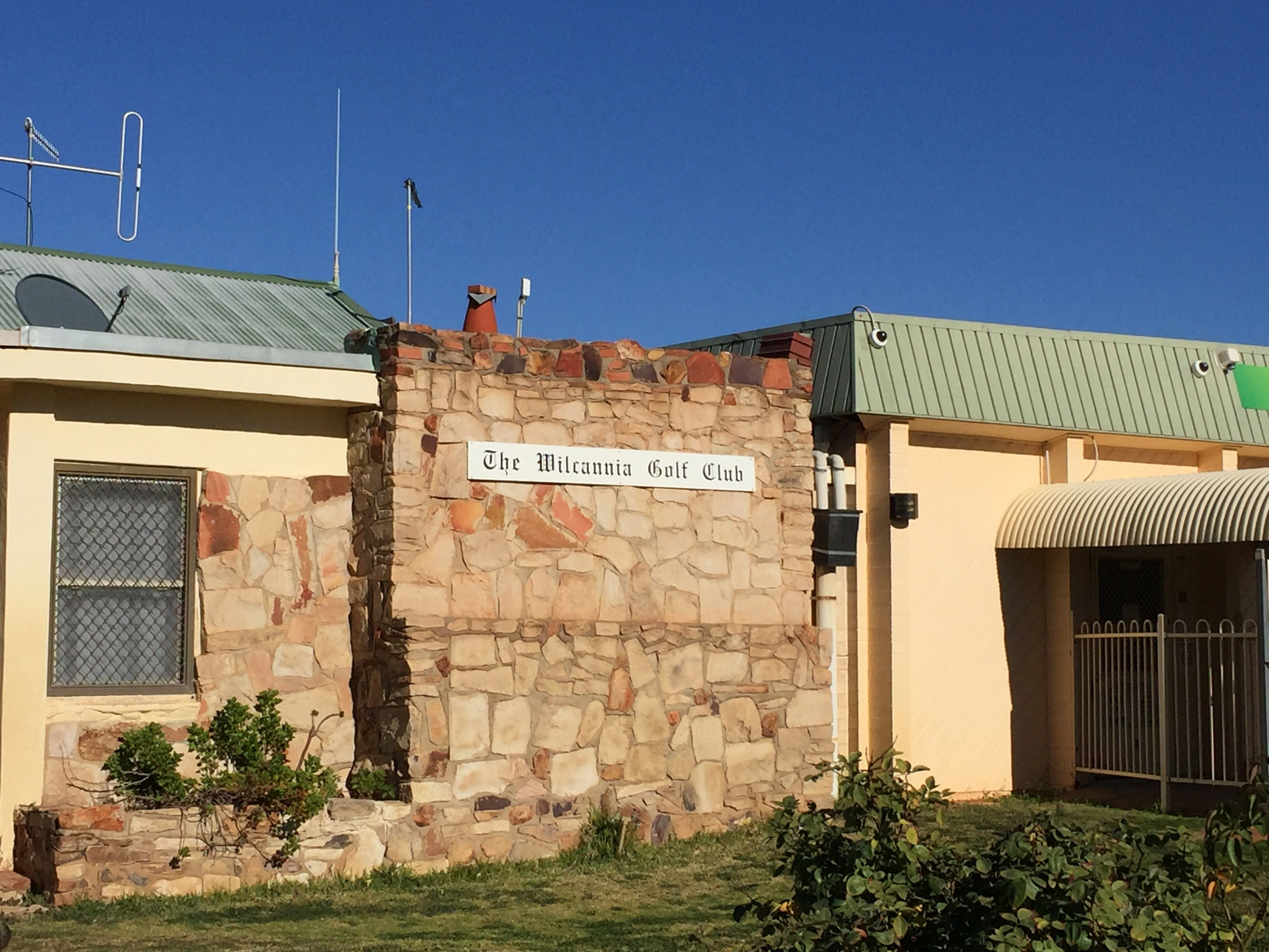 Wilcannia Golf Club - Casino Accommodation