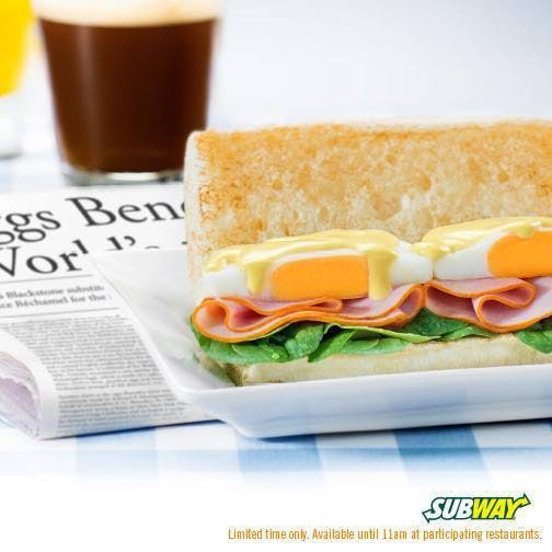 Subway - Noble Park - Casino Accommodation