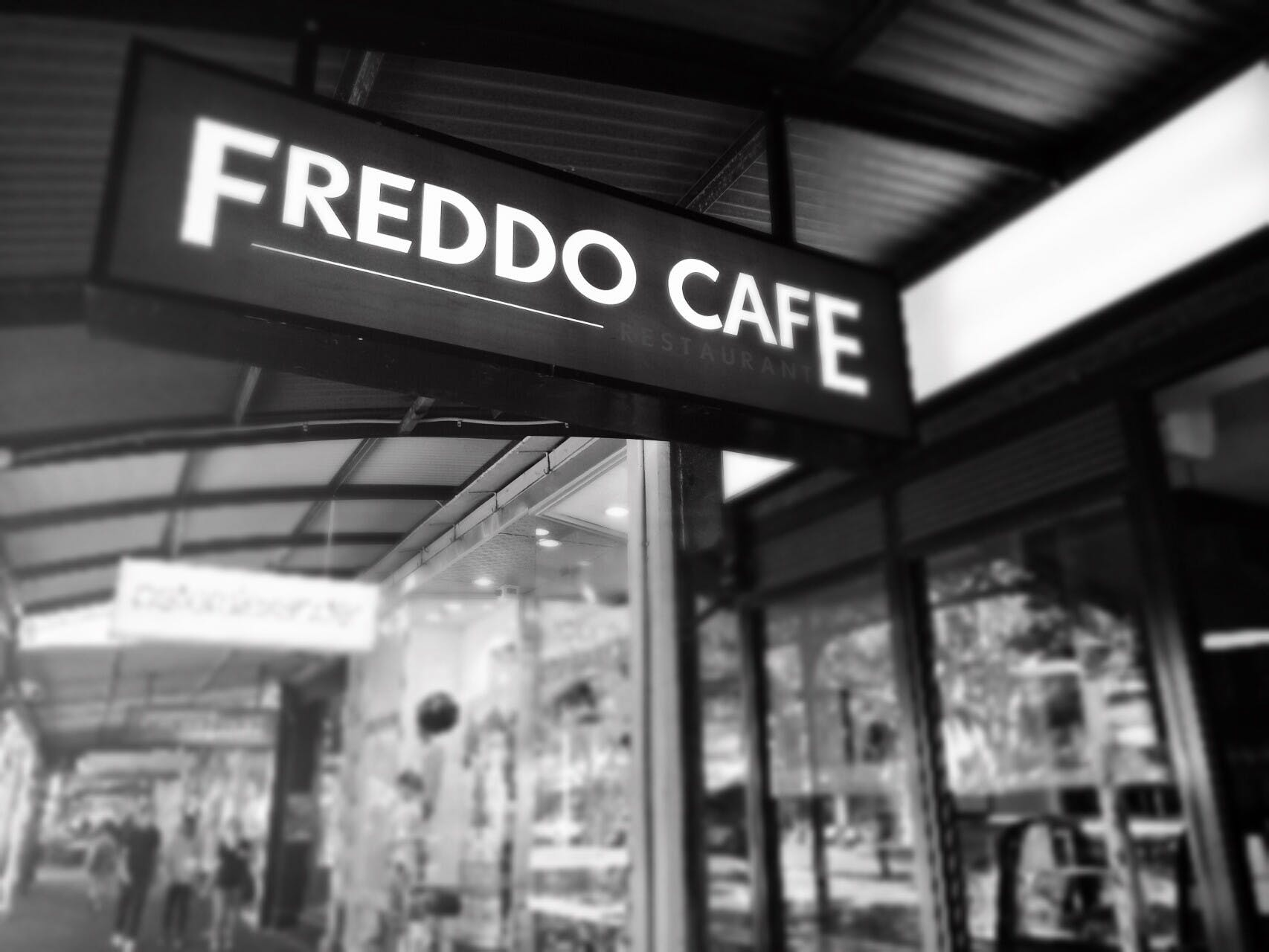 Freddo Cafe - Casino Accommodation