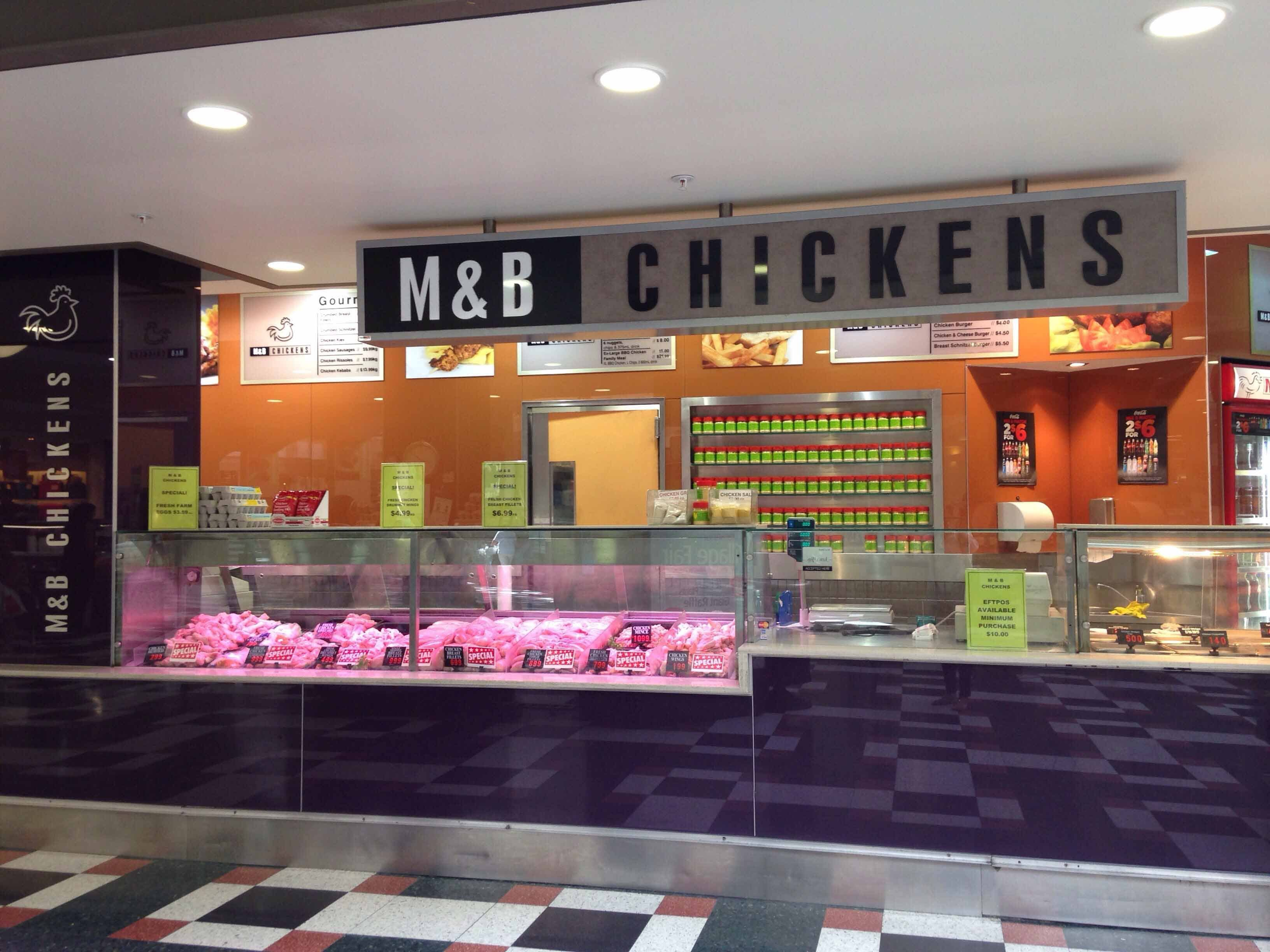 MB Chickens - Casino Accommodation