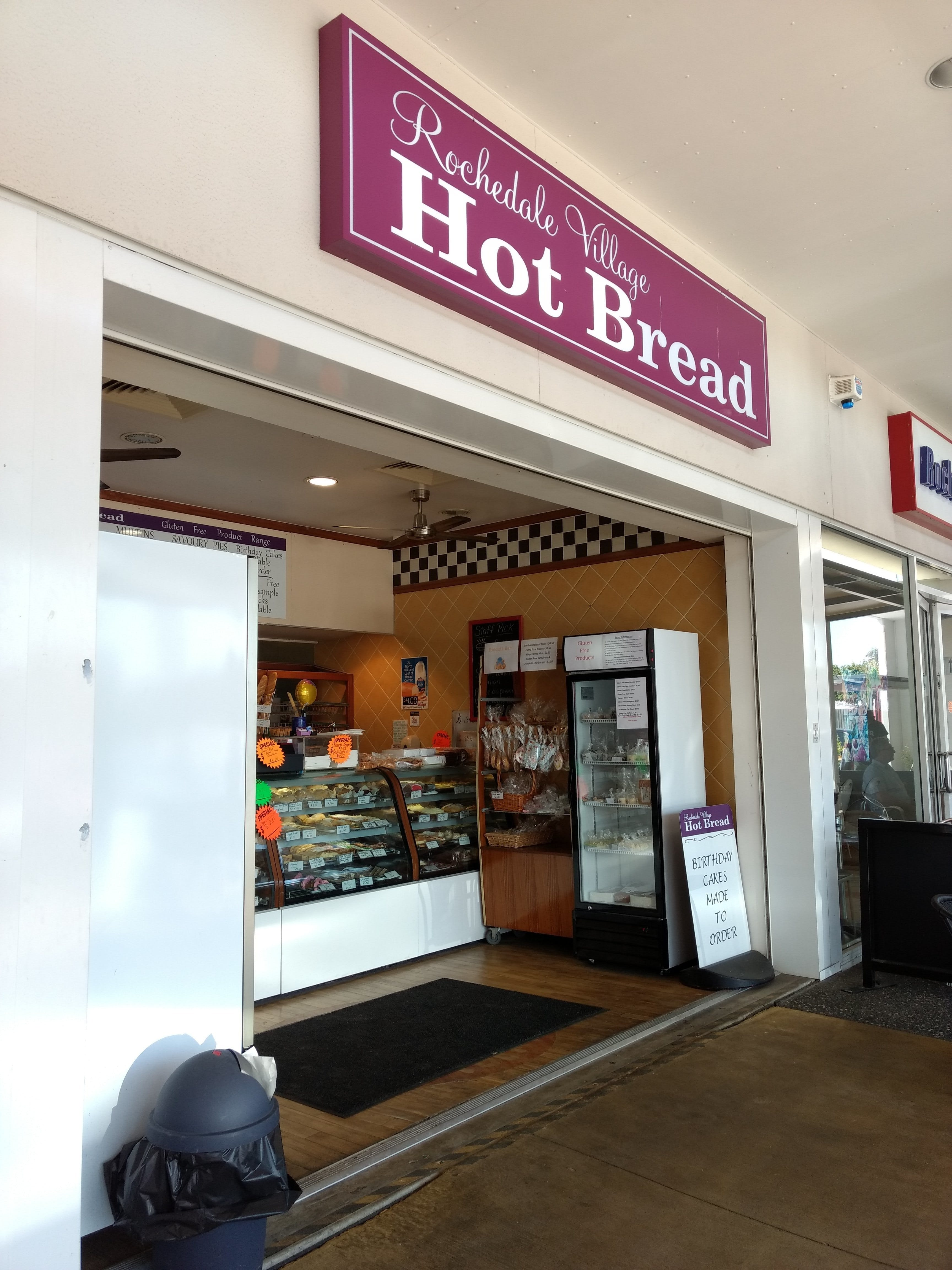 Rochedale Village Hot Bread - Casino Accommodation