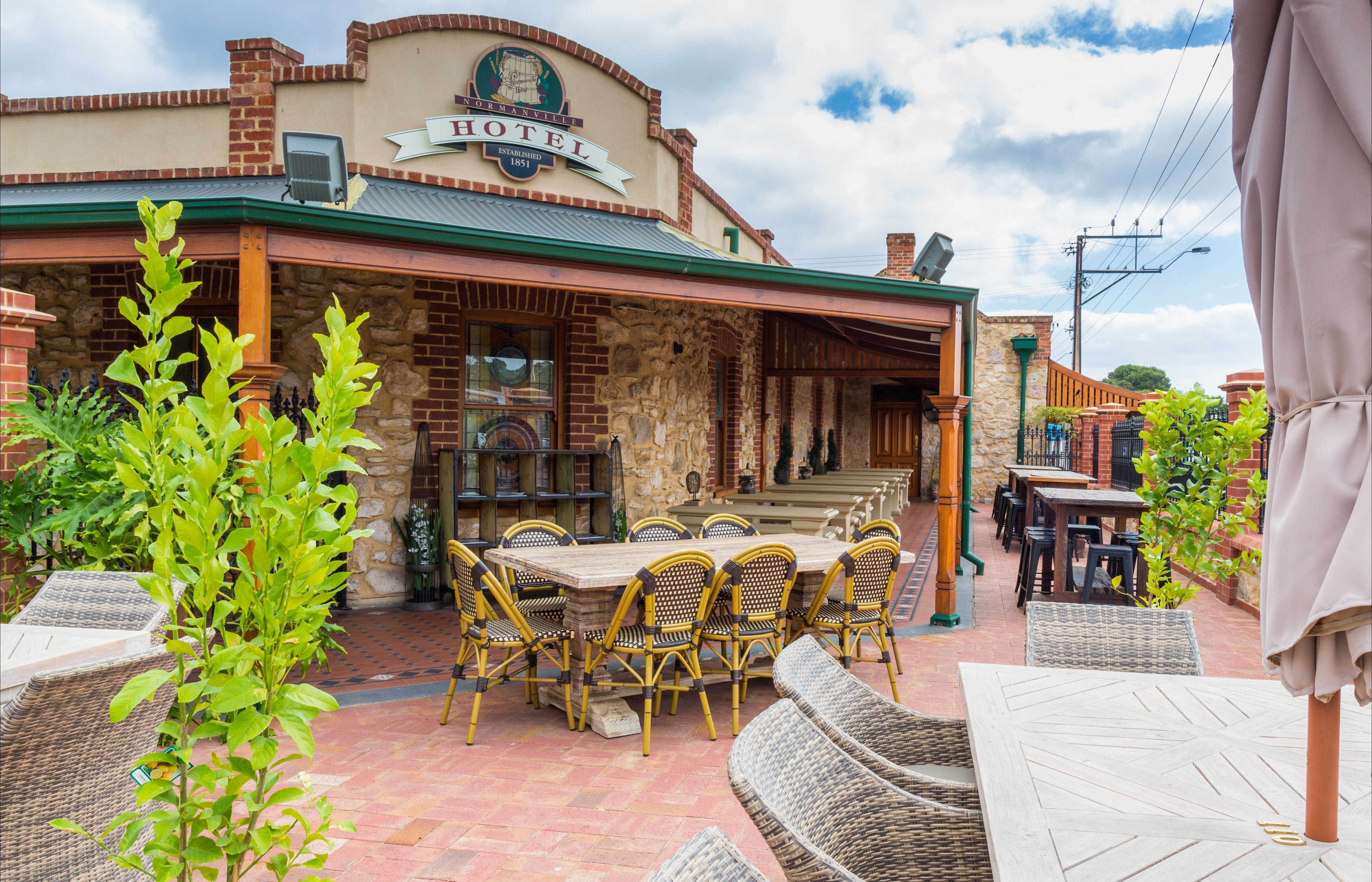 Normanville Hotel - Casino Accommodation