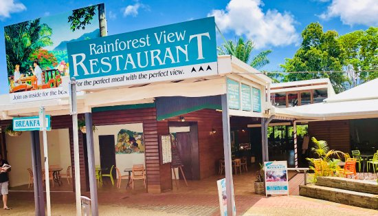 Kuranda Rainforest View Restaurant - Casino Accommodation