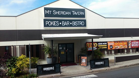 Mt Sheridan Tavern - Casino Accommodation