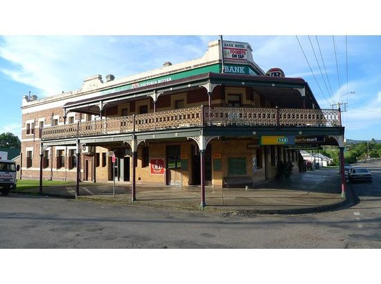 Bank Hotel Dungog - Casino Accommodation