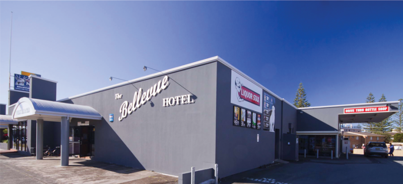 Bellevue Hotel - Casino Accommodation