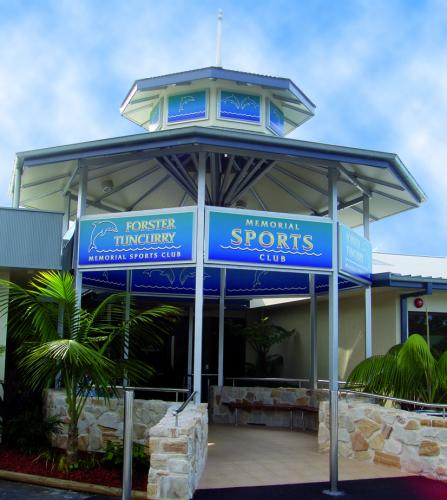 Sporties Tuncurry - Casino Accommodation