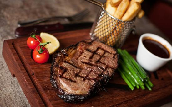 Chophouse Grill - Casino Accommodation