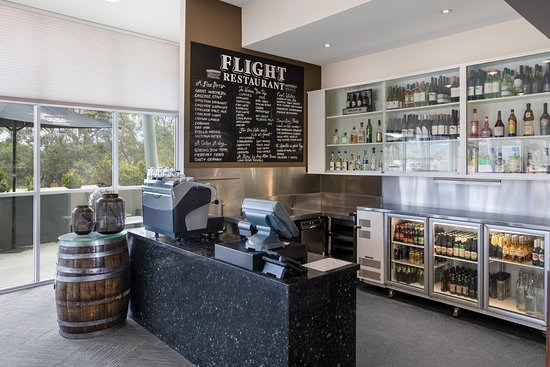 Flight Restaurant - Casino Accommodation