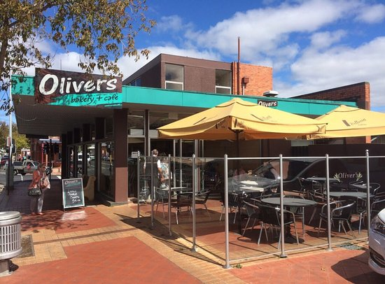 Olivers Bakery  Cafe - Casino Accommodation