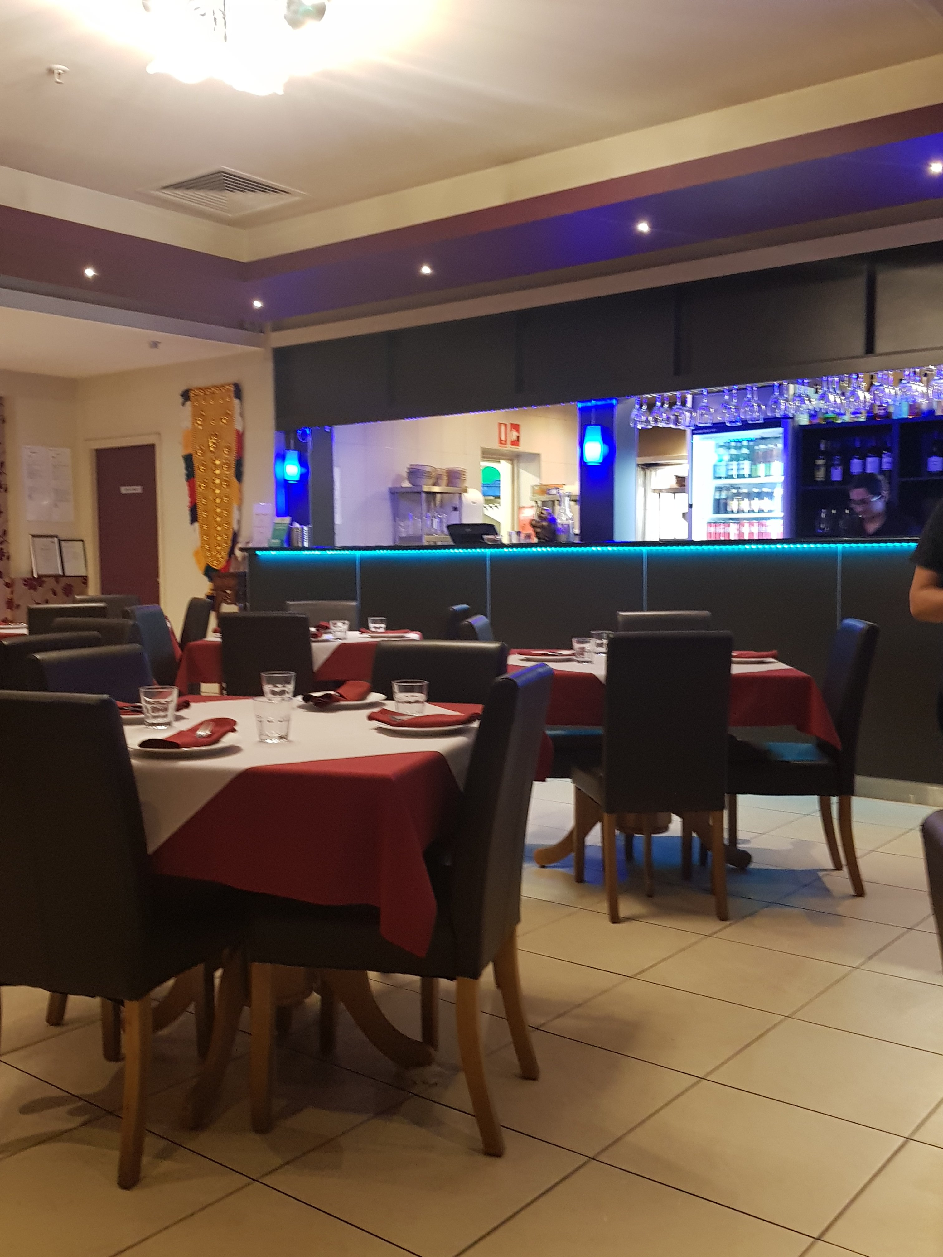 Aachi Indian Cuisine - Casino Accommodation