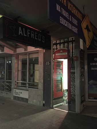 Alfred's Pizzeria & Small Bar - Casino Accommodation