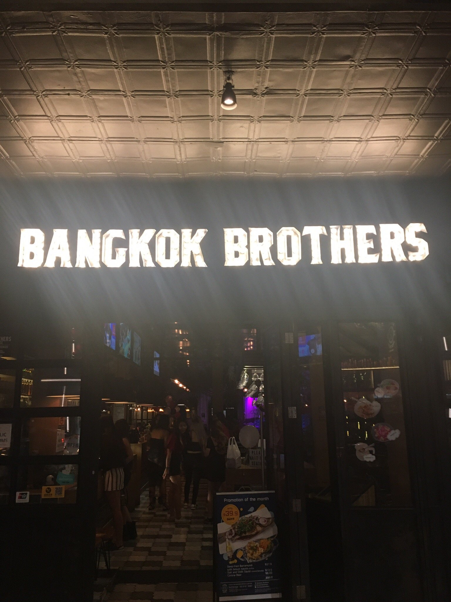 Bangkok Brothers - Casino Accommodation